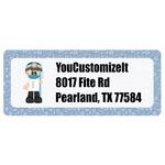 Dentist Return Address Labels (Personalized)