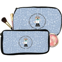Dentist Makeup / Cosmetic Bag (Personalized)