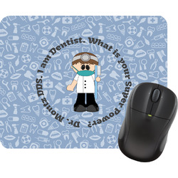 Dentist Mouse Pad (Personalized)