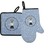Dentist Oven Mitt & Pot Holder (Personalized)