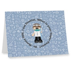 Dentist Notecards (Personalized)