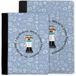 Dentist Notebook Padfolio w/ Name or Text
