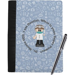 Dentist Notebook Padfolio (Personalized)