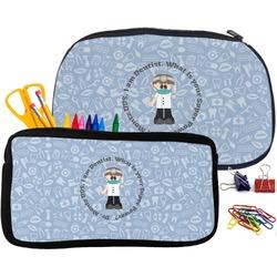 Dentist Pencil / School Supplies Bag (Personalized)