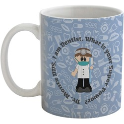 Dentist Coffee Mug (Personalized)