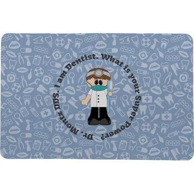 Dentist Comfort Mat (Personalized)