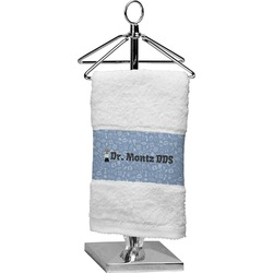 Dentist Cotton Finger Tip Towel (Personalized)