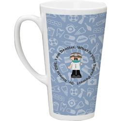 Dentist 16 Oz Latte Mug (Personalized)