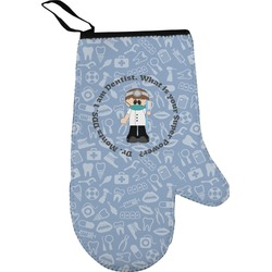 Dentist Oven Mitt (Personalized)
