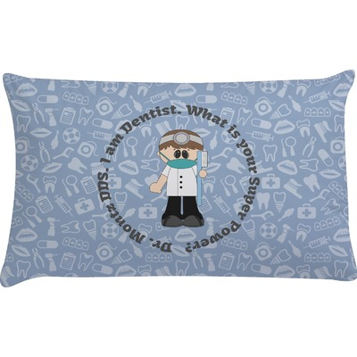 Dentist Pillow Case (Personalized)
