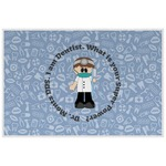 Dentist Placemat (Laminated) (Personalized)