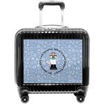 Dentist Pilot / Flight Suitcase (Personalized)