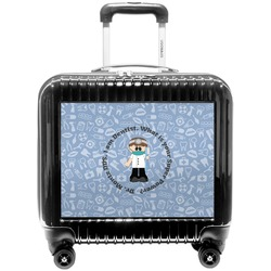 Dentist Pilot / Flight Suitcase (Personalized)