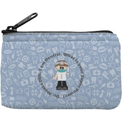 Dentist Rectangular Coin Purse (Personalized)