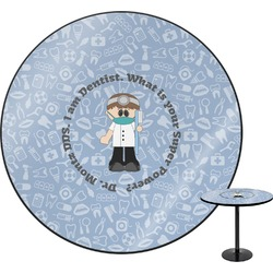 Dentist Round Table (Personalized)