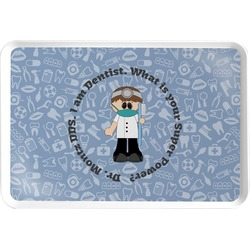 Dentist Serving Tray (Personalized)