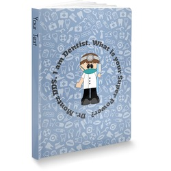 Dentist Softbound Notebook (Personalized)