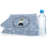 Dentist Sports & Fitness Towel (Personalized)