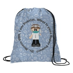 Dentist Drawstring Backpack (Personalized)