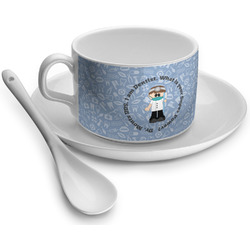 Dentist Tea Cup - Single (Personalized)