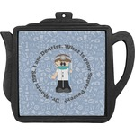 Dentist Teapot Trivet (Personalized)