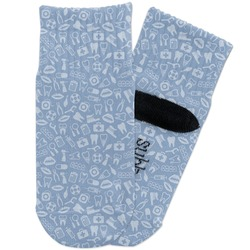 Dentist Toddler Ankle Socks (Personalized)