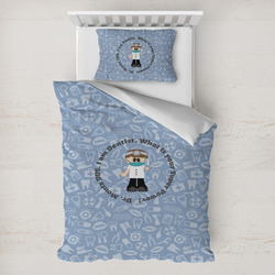 Dentist Toddler Bedding w/ Name or Text