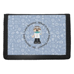Dentist Trifold Wallet (Personalized)