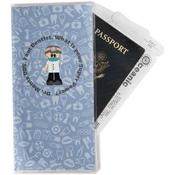 Dentist Travel Document Holder