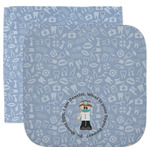 Dentist Facecloth / Wash Cloth (Personalized)
