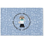 Dentist Woven Mat (Personalized)