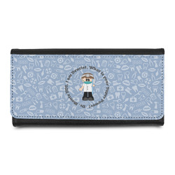 Dentist Leatherette Ladies Wallet (Personalized)