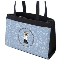 Dentist Zippered Everyday Tote (Personalized)