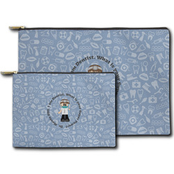 Dentist Zipper Pouch (Personalized)