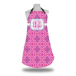 Colorful Trellis Apron (Personalized)