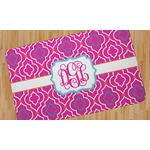 Colorful Trellis Area Rug (Personalized)