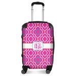 Colorful Trellis Suitcase (Personalized)