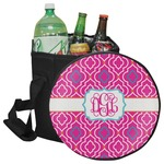 Colorful Trellis Collapsible Cooler & Seat (Personalized)