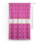 Colorful Trellis Curtain (Personalized)