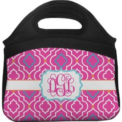 Colorful Trellis Lunch Tote (Personalized)