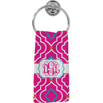 Colorful Trellis Hand Towel - Full Print (Personalized)
