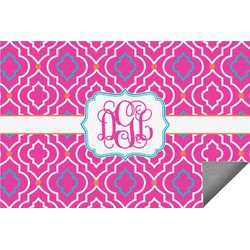 Colorful Trellis Indoor / Outdoor Rug - 8'x10' (Personalized)