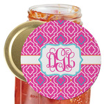 Colorful Trellis Jar Opener (Personalized)