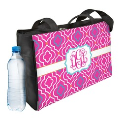 Colorful Trellis Ladies Workout Bag (Personalized)
