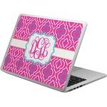 Colorful Trellis Laptop Skin - Custom Sized (Personalized)