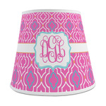 Colorful Trellis Empire Lamp Shade (Personalized)