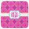 Colorful Trellis  Memory Foam Bath Mat 48 X 48