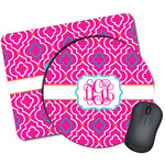 Colorful Trellis Mouse Pads (Personalized)