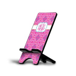 Colorful Trellis Phone Stand (Personalized)