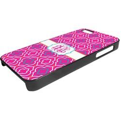 Colorful Trellis Plastic iPhone 5/5S Phone Case (Personalized)